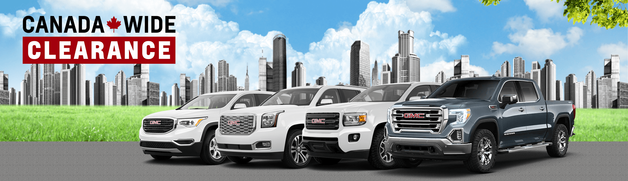 Gmc Canada Wide Clearance Huron Motor Products Exeter Dealer On